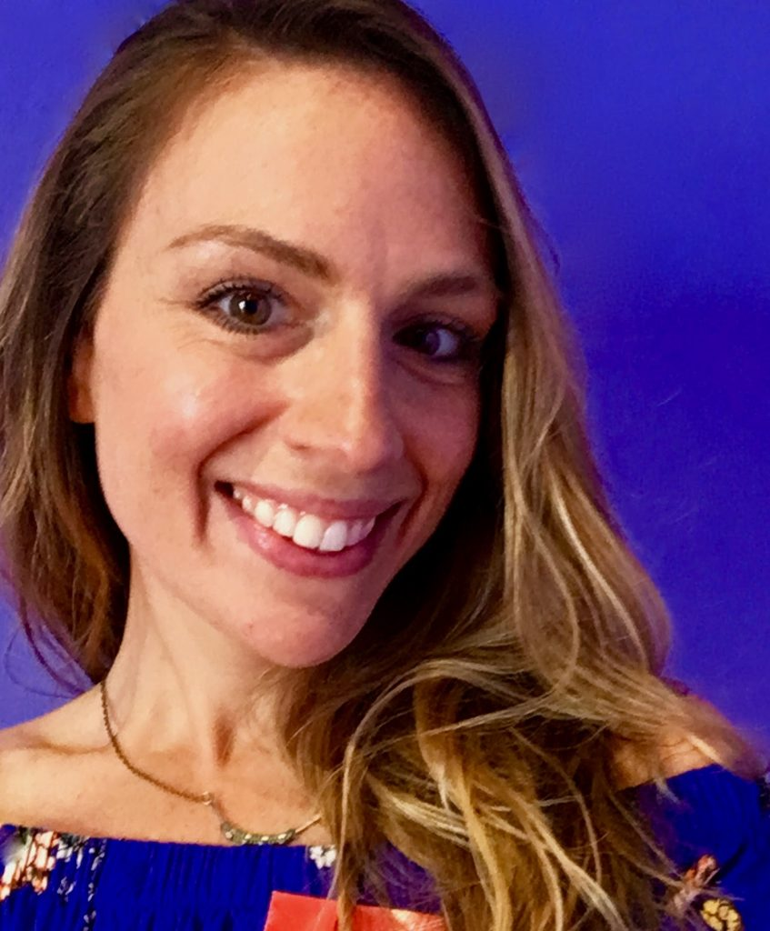 woman smiling in headshot